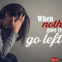 Wandtattoo-Spruch-Memes-English-sayings-unmotivated.-nothing-goes-right-go-left